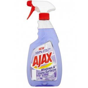 Ajax Optimal 7 Shiny Surfaces čistič na okná 500ml