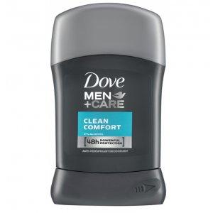 Dove Clean Comfort deostick 50ml