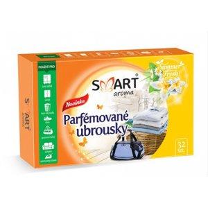 Smart Aroma parfémované obrusky 32ks Summer Fresh