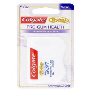 Colgate Pro-Gum Health zubná niť voskovaná 50m