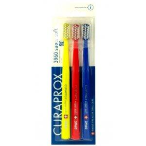Curaprox CS 3960 Super Soft 3ks