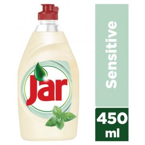 Jar saponát na riad 450ml Sensitive Tea Tree&Mint