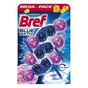 Bref Blue Aktiv Fresh Flowers 3x50g