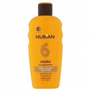 Nubian krém na opaľovanie SPF 6 200 ml