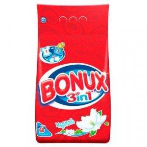 Bonux Magnólia 3v1 prací prášok 6kg na 60 praní