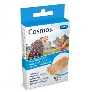 Cosmos vode odolná náplasť odpudzujúca nečistotu 20ks