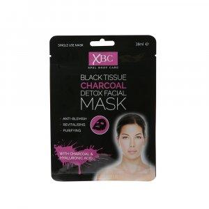 Xpel Charcoal detoxikačná pleťová maska 28ml