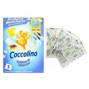 Coccolino Modré vonné sáčky do skrine 3ks