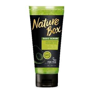 Nature Box Avokádo telový peeling 200ml