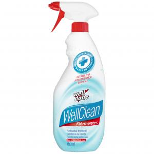 Well Done antibakteriálna dezinfekcia na kúpeľne bez chlóru 750ml