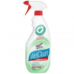 Well Done univerzálny antibakteriálny dezinfekčný čistič 750ml
