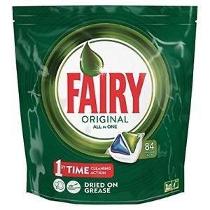 Jar Fairy All in 1 Original kapsule 84ks