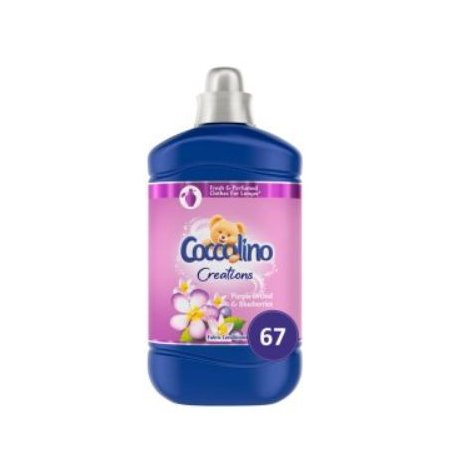 Coccolino Creation Purple Orchid&Blueberries aviváž 1,68L (67PD)