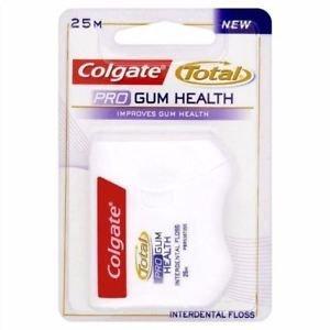 Colgate Pro-Gum Health zubná niť voskovaná 25m
