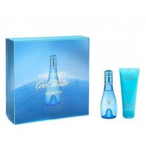 Davidoff Cool Water dámsky darčekový set 2ks