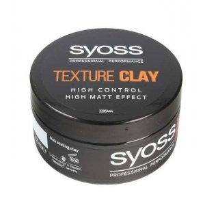 Syoss Texture Clay stylingová hlina na vlasy 100ml