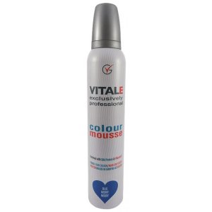 Vitale Color Blue farbiaca pena na vlasy 200ml