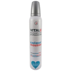 Vitale Color Teal farbiaca pena na vlasy 200ml