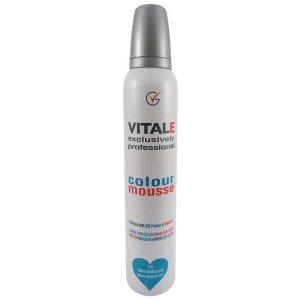 Vitale Color Teal farbiaca pena na vlasy 200ml