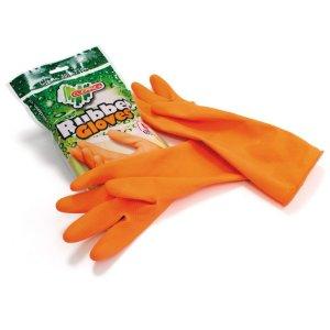 Gumené rukavice veľ.XL