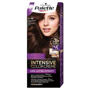 Palette farba na vlasy 5-46
