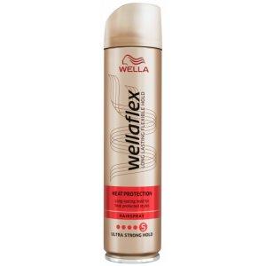 Wellaflex Heat Protection 5 lak na vlasy 250ml