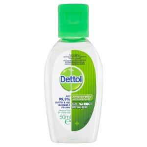 Dettol Originál antibakteriálny gél na ruky 50ml