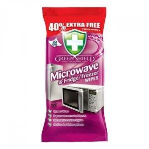 Greenshield Microwave vlhčené obrúsky 70ks