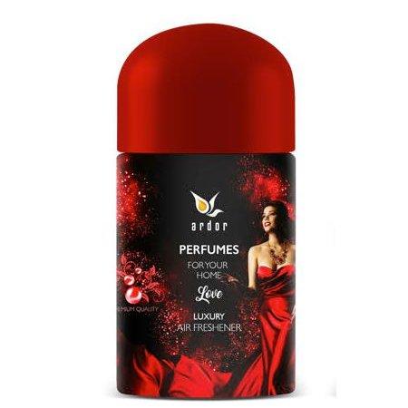 Ardor Perfumes Love osviežovač vzduchu náhradná náplň 250ml