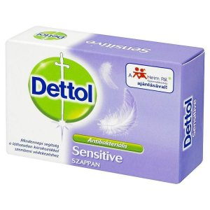 Dettol Sensitive antibakteriálne mydlo 100g