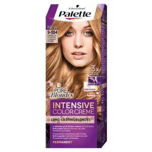 Palette ICC farba na vlasy 50ml 9-554