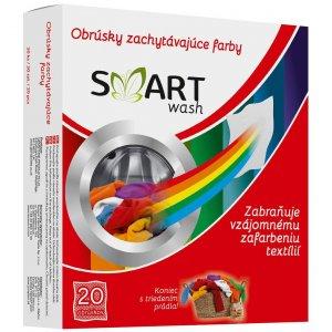 Smart pracie obrúsky na farebné prádlo 20ks
