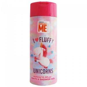 Corsair Fluffy detská pena do kúpeľa a sprchový gél 2v1 400ml