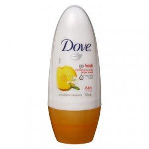 Dove Go Fresh Nectarine dámsky roll-on 50ml