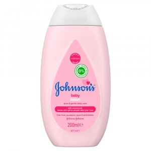 Johnson´s baby telové mlieko 200ml