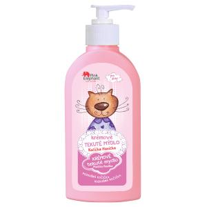 Pink Elephant Mačička Hanička detské tekuté mydlo 250ml