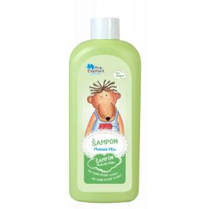 Pink Elephant Medvedík Miško detský šampón na vlasy 500ml