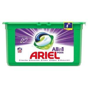 Ariel Lavender gélové kapsule na pranie 35ks