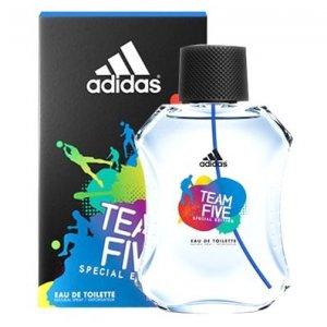 Adidas Team Five pánska toaletná voda 100ml