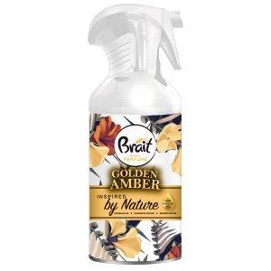 Brait Golden Amber osviežovač vzduchu 250ml s rozprašovačom