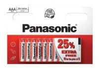 Panasonic baterky AAA/10 Zinc Carbon