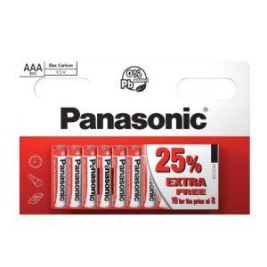 Panasonic AAA/10 Zinc Carbon