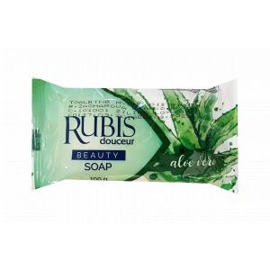 Rubis Aloe Vera toaletné mydlo 100g