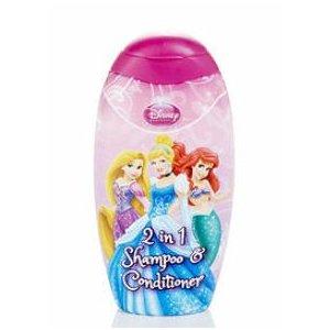 Princess detský šampón a kondicionér 2v1 300ml