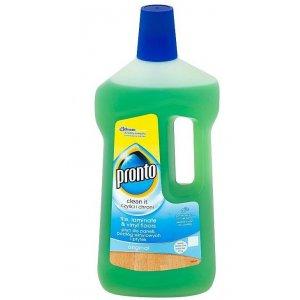 Pronto mydlový čistič na laminát 750ml