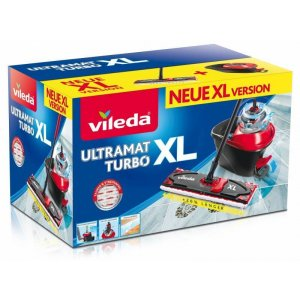 Vileda Ultramat Turbo XL komplet set  (Mop+vedro so šliapacím pedálom)