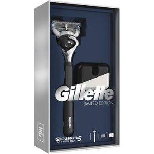 Gillette Fusion Proshield 5 2ks kazeta,obsahuje strojček a podstavec
