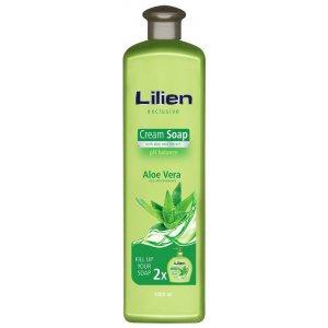 Lilien Exclusive tekuté mydlo 1l Aloe Vera