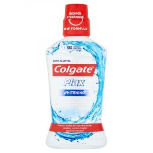 Colgate Plax Whitening ústna voda 500ml