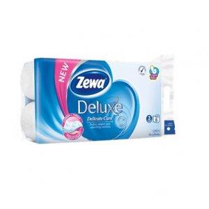 Zewa Deluxe Delicate Care toaletný papier 3-vrstvový 8ks